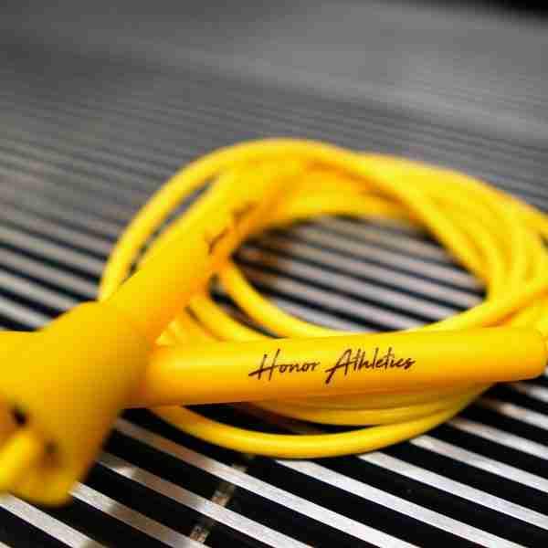 Yellow Jump Rope