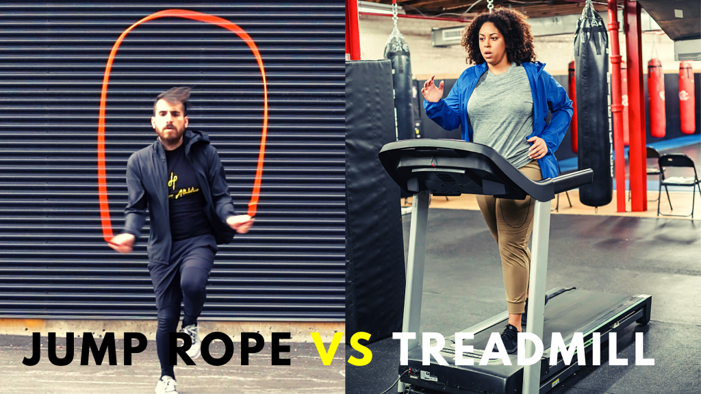 Jump Rope vs. Running: Which One Is Better??