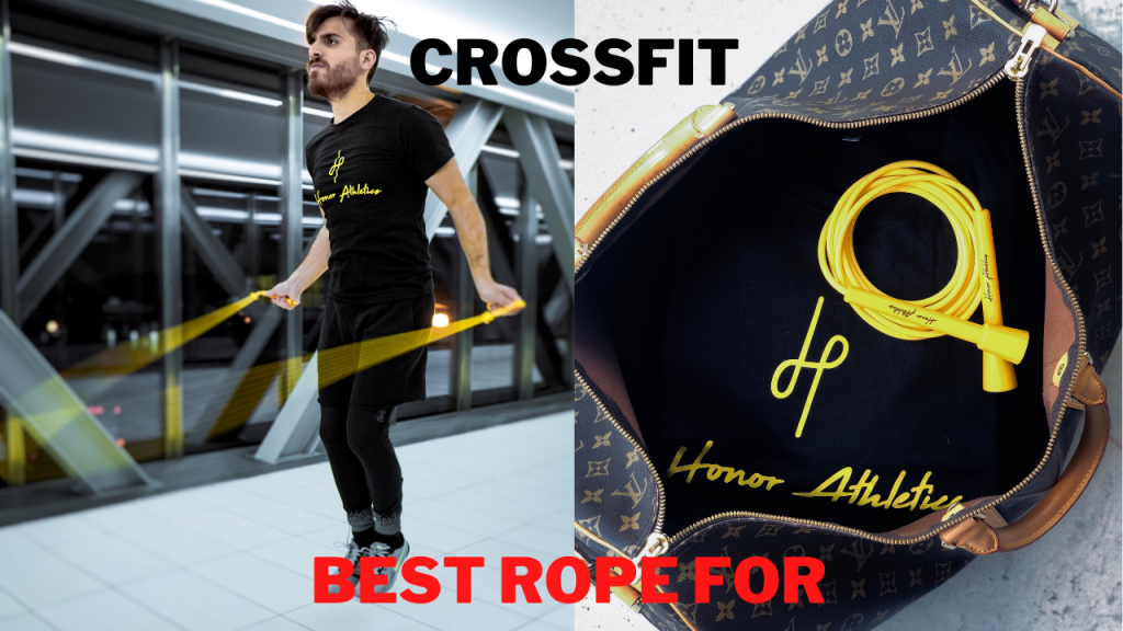 Best Jump Rope for CrossFit