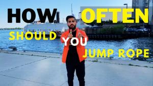 How Often Should I Jump Rope